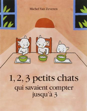 1 2 3 petit chat