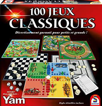 100 jeux