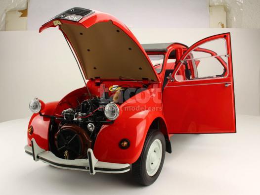 2cv miniature 1 8