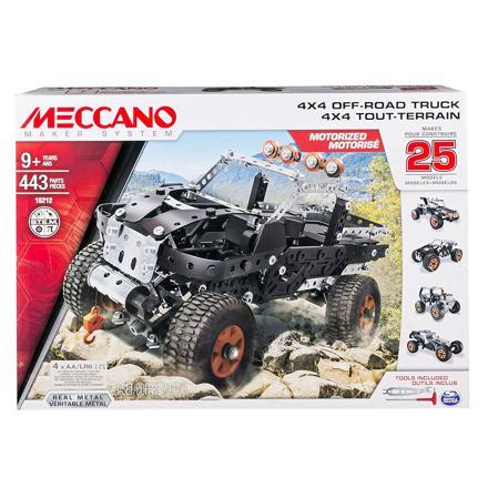 4x4 meccano