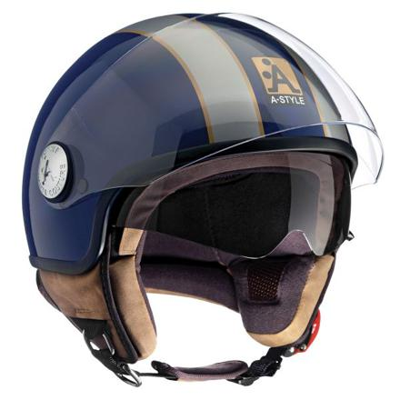 a style casque