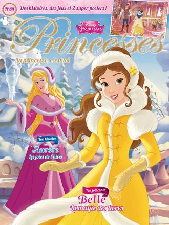 abonnement disney princesse