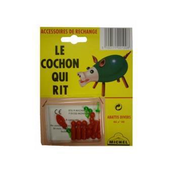 accessoires cochon qui rit