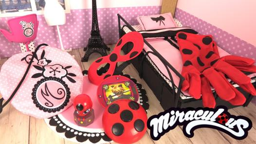 accessoires ladybug
