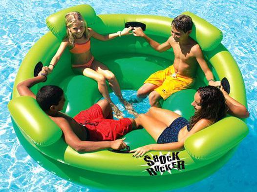 accessoires piscine jeux