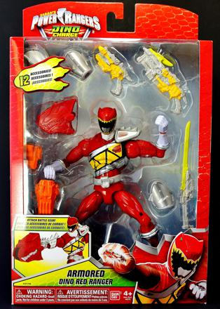 accessoires power rangers dino charge