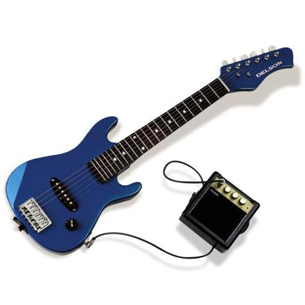 accorder guitare enfant