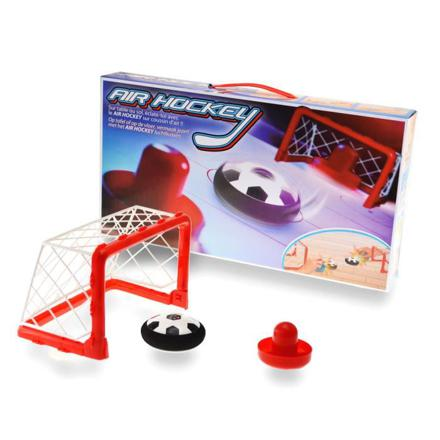 air hockey jeu