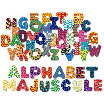 alphabet magnétique