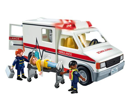 ambulance playmobil
