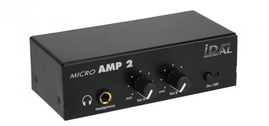 amplificateur de micro
