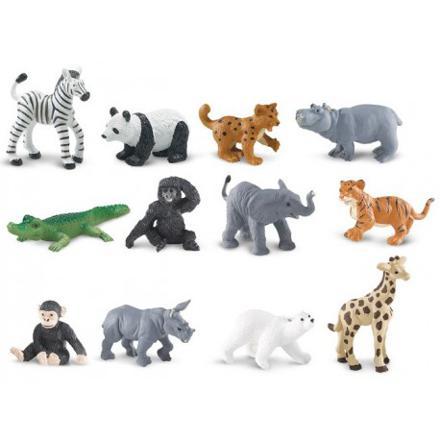 animaux en plastique