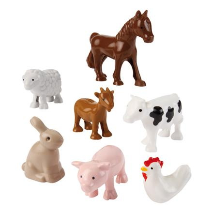 animaux ferme jouet