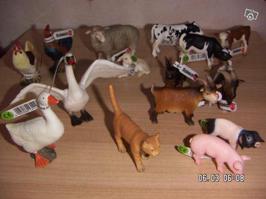 animaux schleich occasion