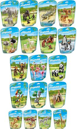 animaux zoo playmobil