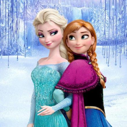 anna et elsa la reine des neiges