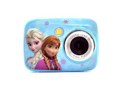 appareil photo la reine des neiges