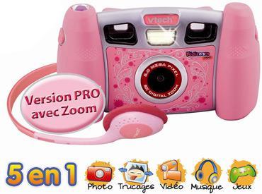 appareil photo pour fille de 6 ans