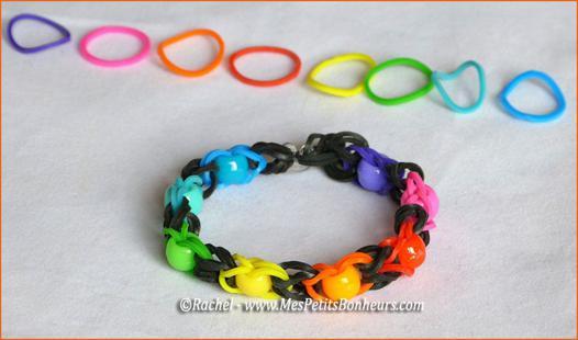 appareil rainbow loom