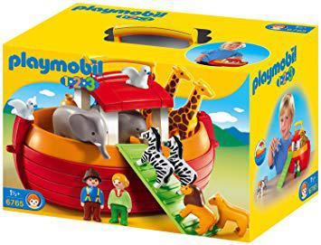 arche noe playmobil 123
