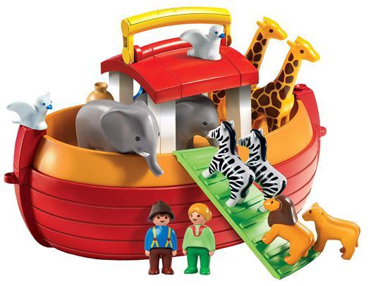 arche playmobil 123