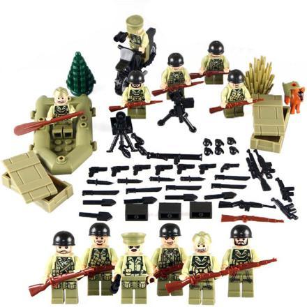 arme lego militaire