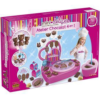 atelier chocolat 4 en 1