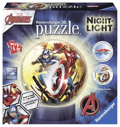 avengers 3d puzzle
