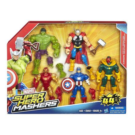 avengers super hero mashers