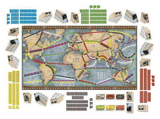 aventuriers du rail autour du monde