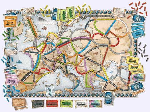 aventuriers du rail europe