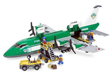 avion cargo lego