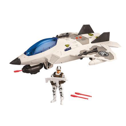 avion de chasse jouet