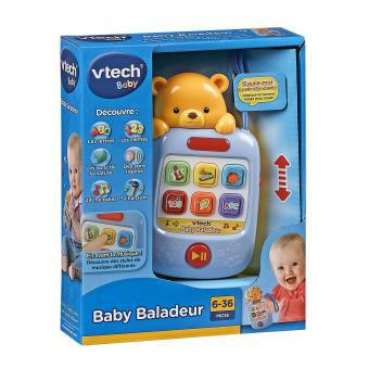 baby baladeur vtech