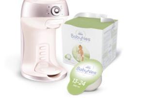 baby nespresso machine