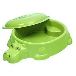 bac a sable hippopotame