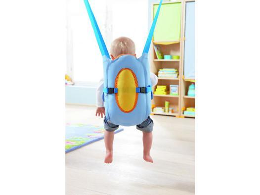 balancoire elastique bébé