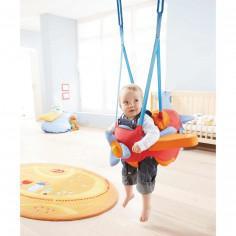 balancoire interieur bebe