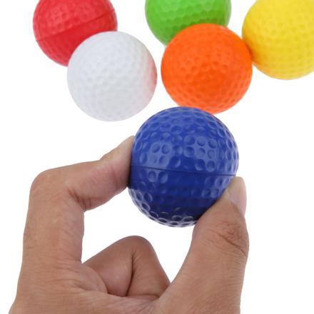 balle de golf en mousse