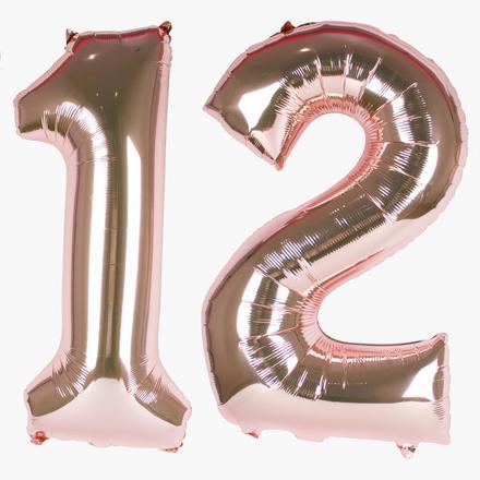 ballon anniversaire chiffre