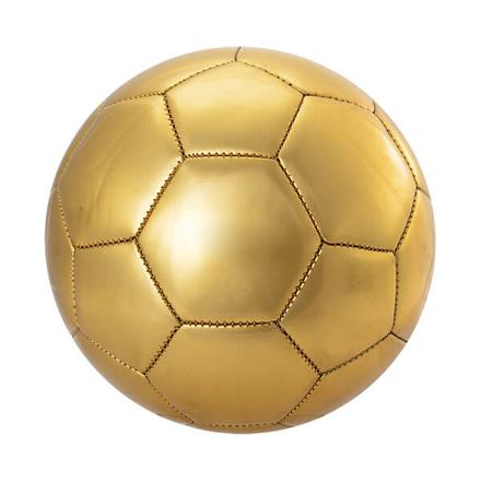 ballon de foot en or