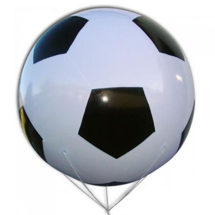 ballon de foot geant