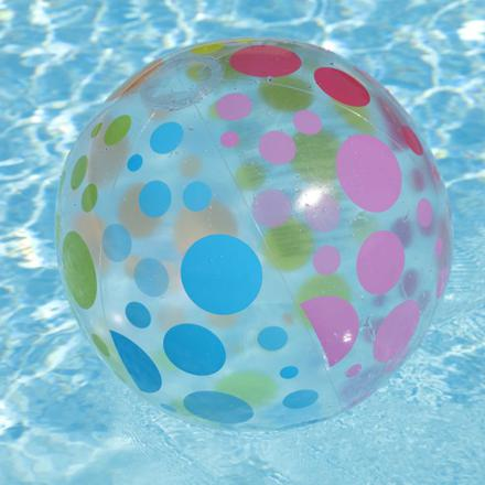 ballon gonflable piscine