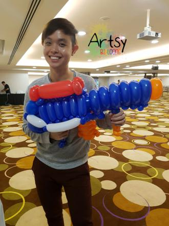 ballon nerf