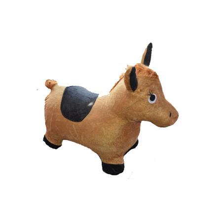 ballon sauteur cheval