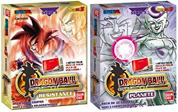 bandai carte dragon ball z