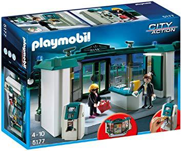 banque playmobil