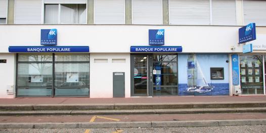 banque populaire poitiers centre ville