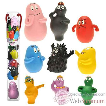 barbapapa figurine