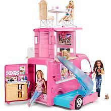 barbie camping car duplex